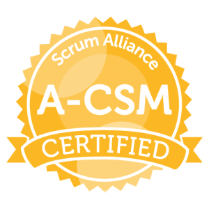 Advanced Certified Scrum Master by Scrum Alliance
